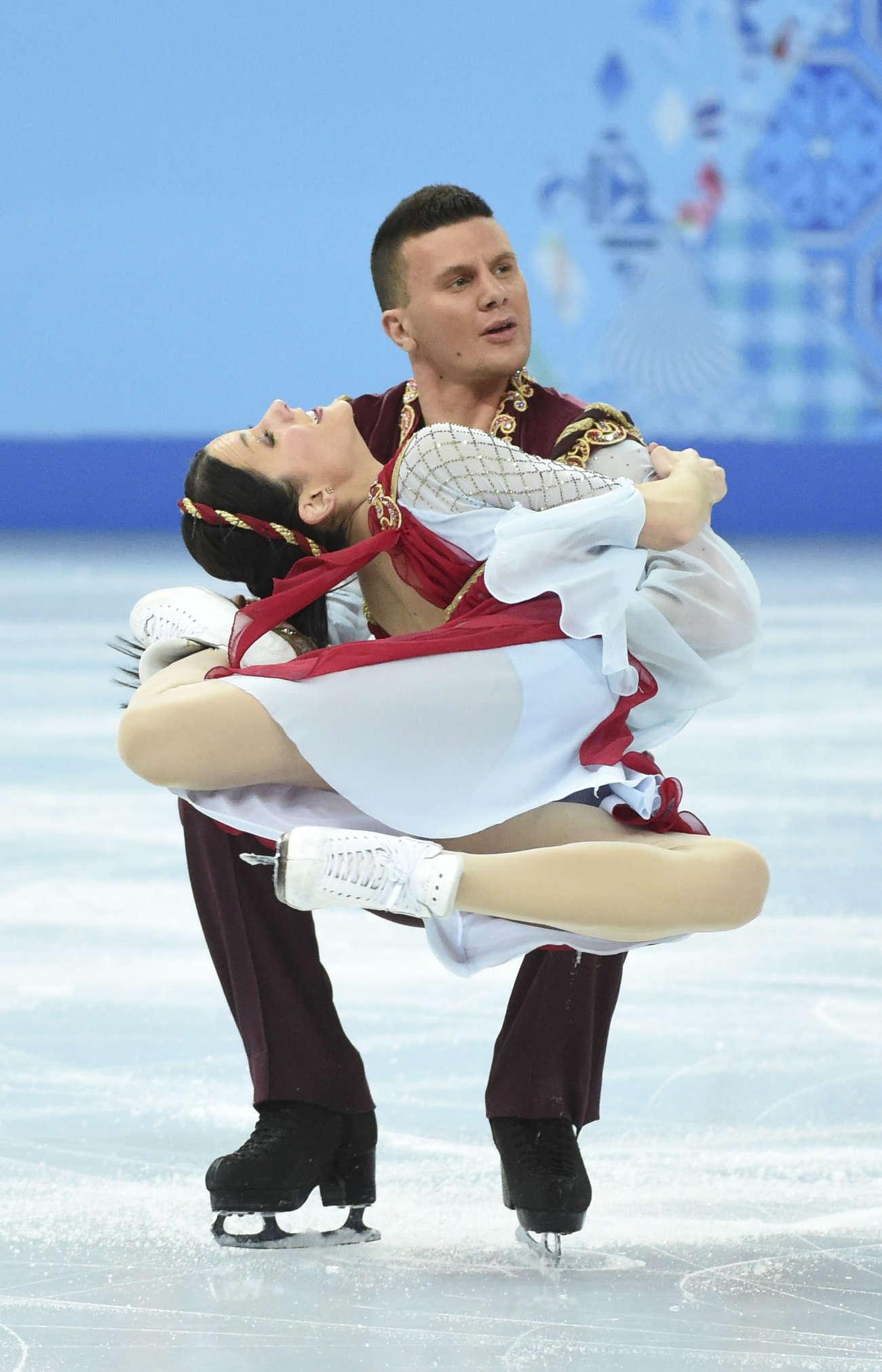 Charlene Guignard Sochi Winter Olympics Gotceleb