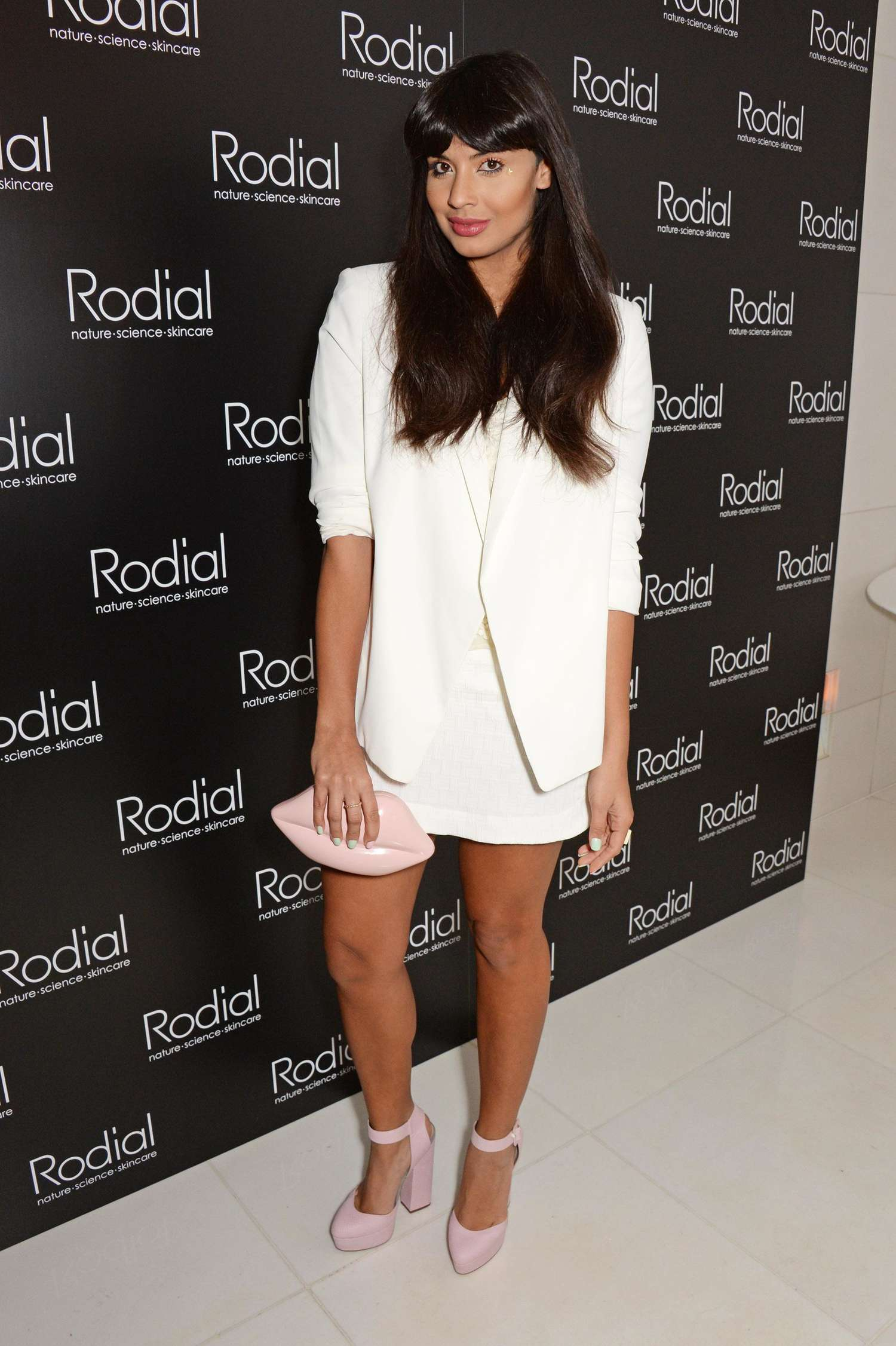 Jameela Jamil 2014 Rodial Beauty Awards 02 GotCeleb