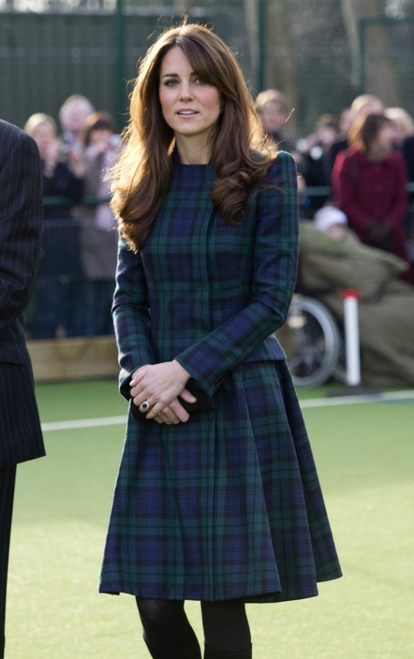 Kate Middleton - visits St Andrews School in Pangbourne-08 ...