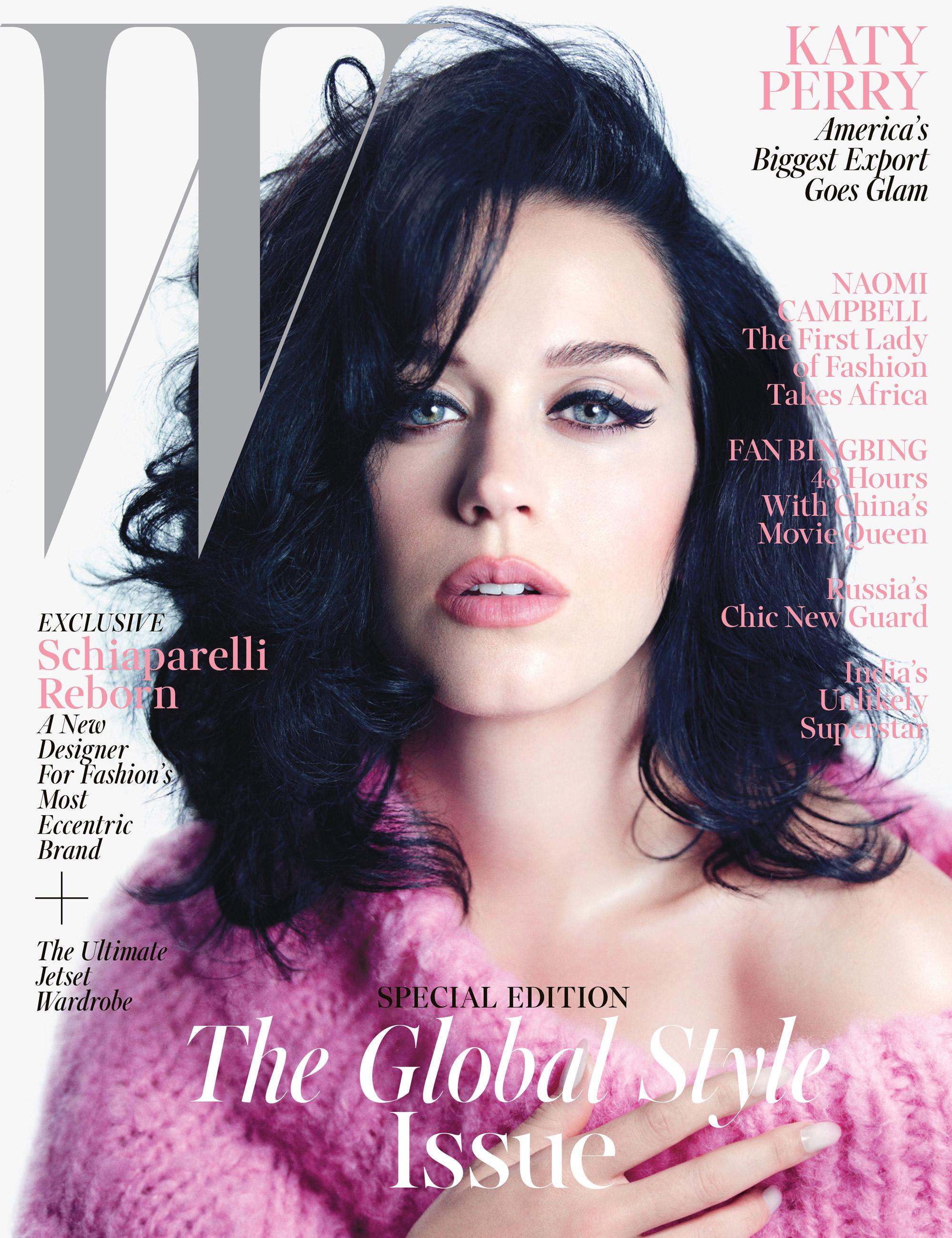 W Magazine November 2013