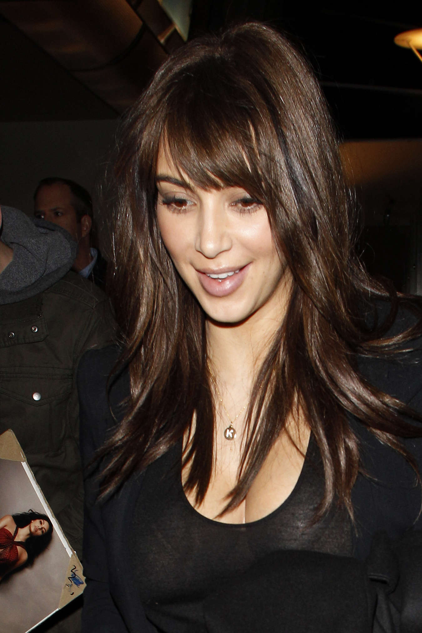 Kim Kardashian New Haircut 08 GotCeleb