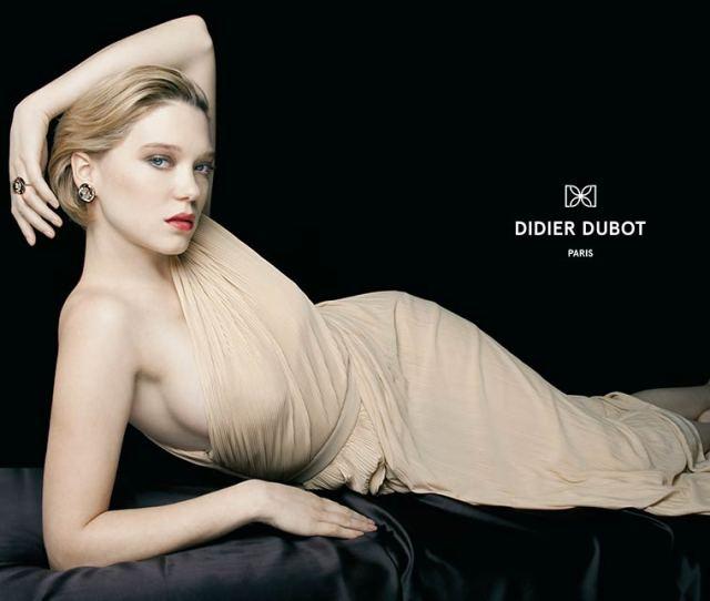 Hot Lea Seydoux Nude 9