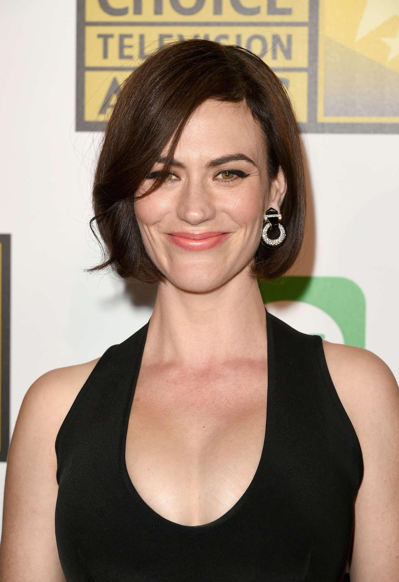 Maggie Siff 4th Annual Critics Choice Television Awards