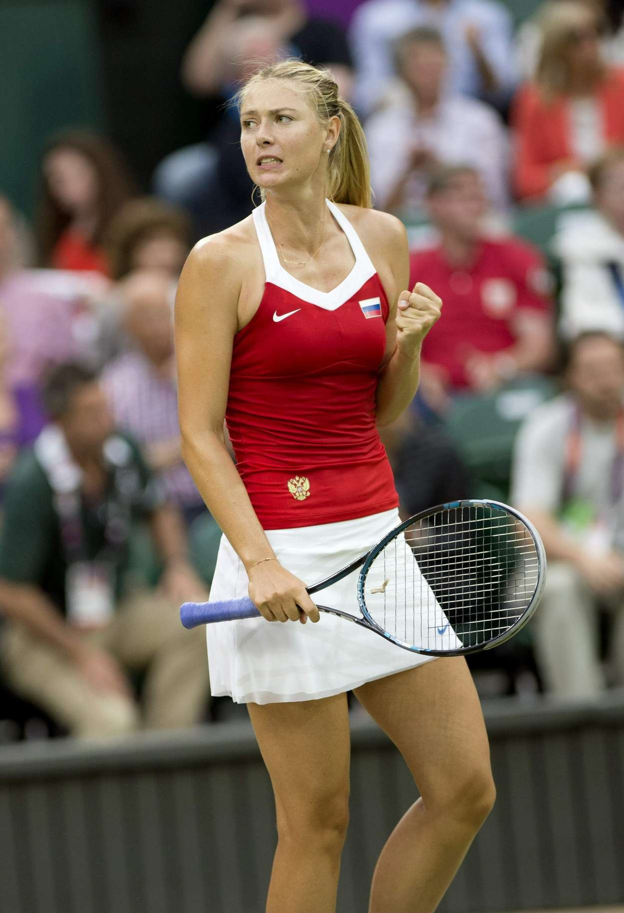 Maria Sharapova 2012 Olympic Photos 16 GotCeleb