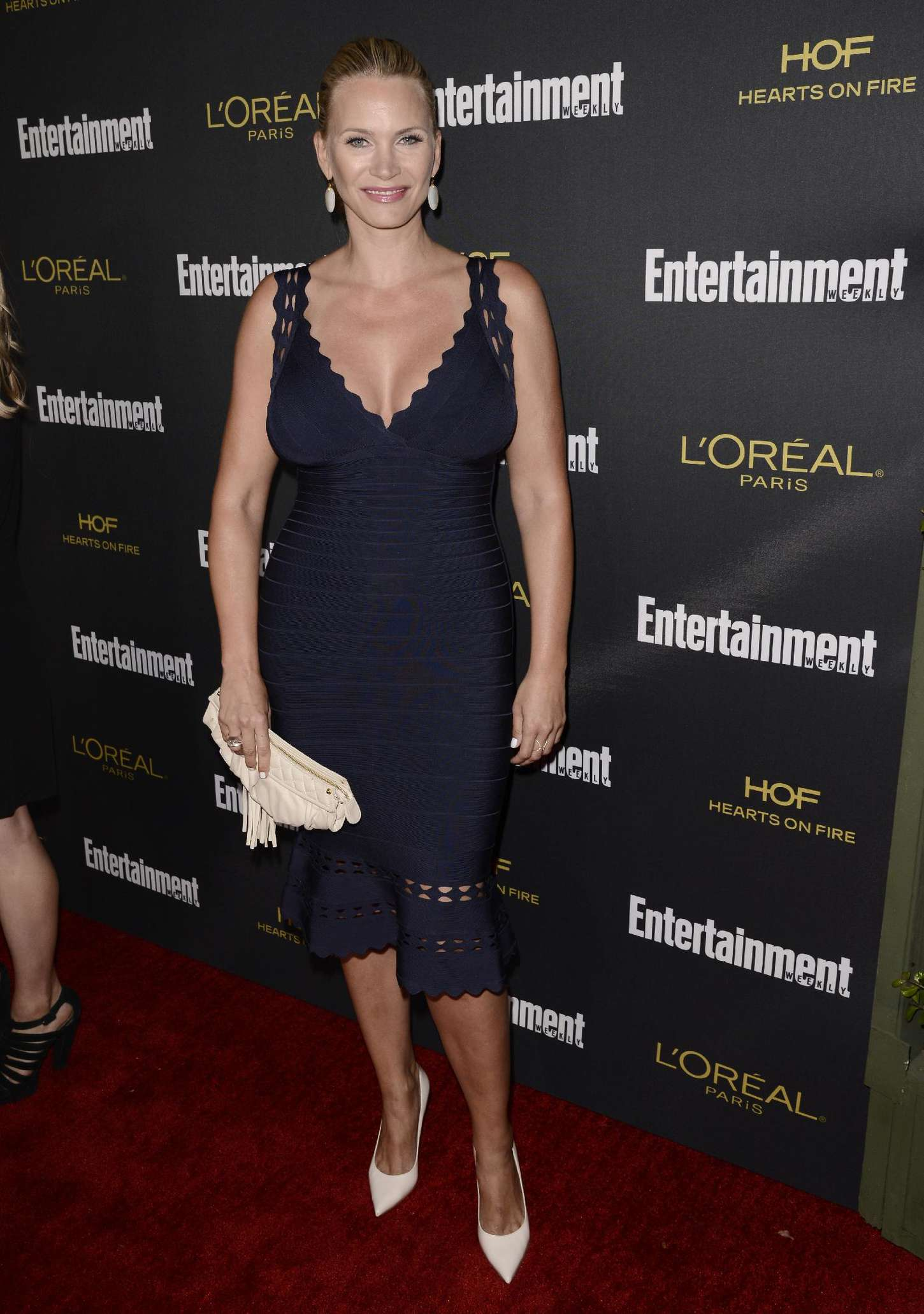 Natasha Henstridge Entertainment Weekly S Pre Emmy Party