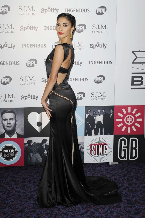 Nicole Scherzinger - 2012 Music Industry Trust awards in ...