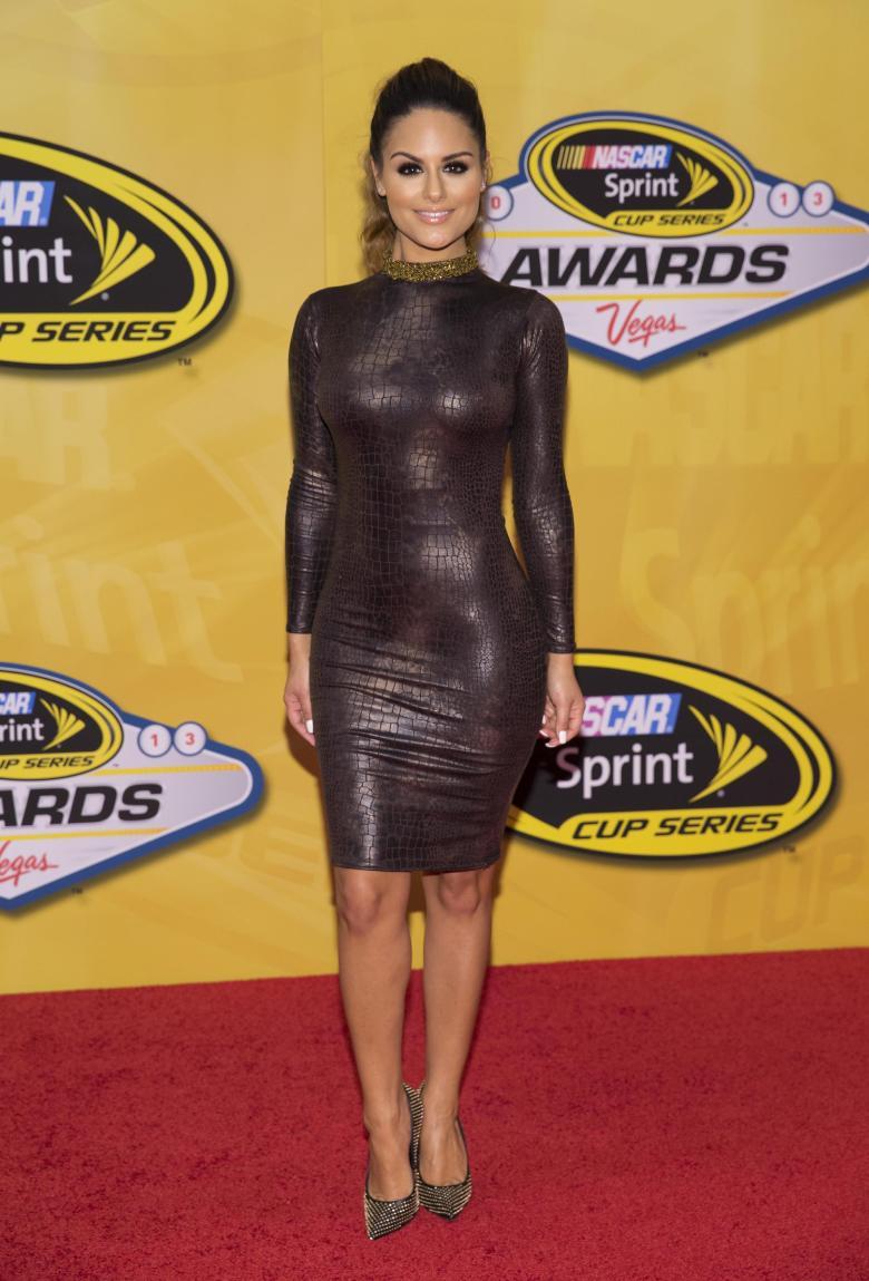 Pia Toscano: 2013 NASCAR Awards -01 - GotCeleb