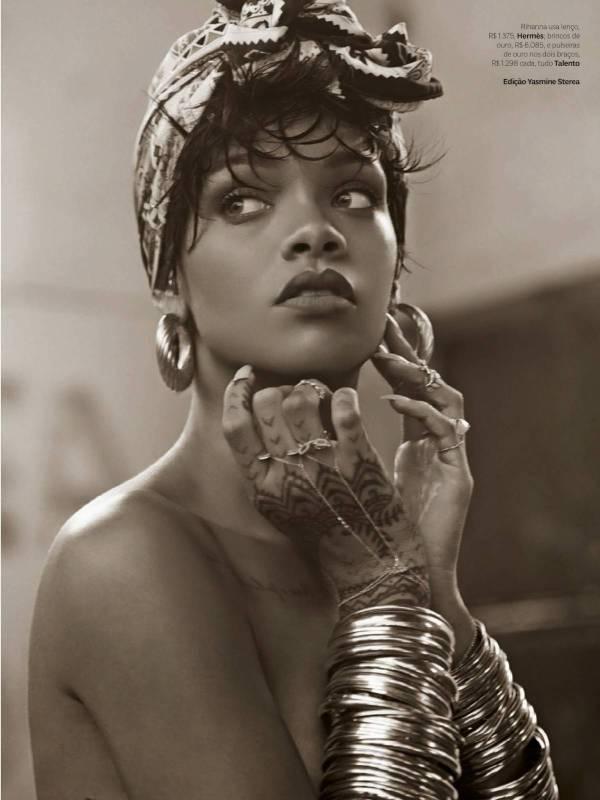 Rihanna: Vogue Brazil (May 2014) -14 – GotCeleb