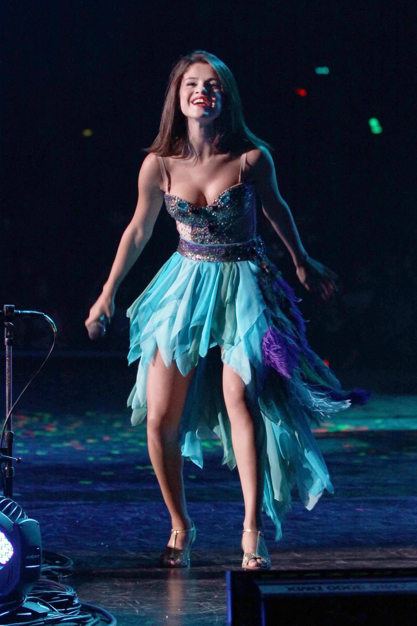 Selena Dress Gomez Club