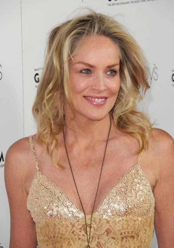 Sharon Stone at Glamorama-06 | GotCeleb