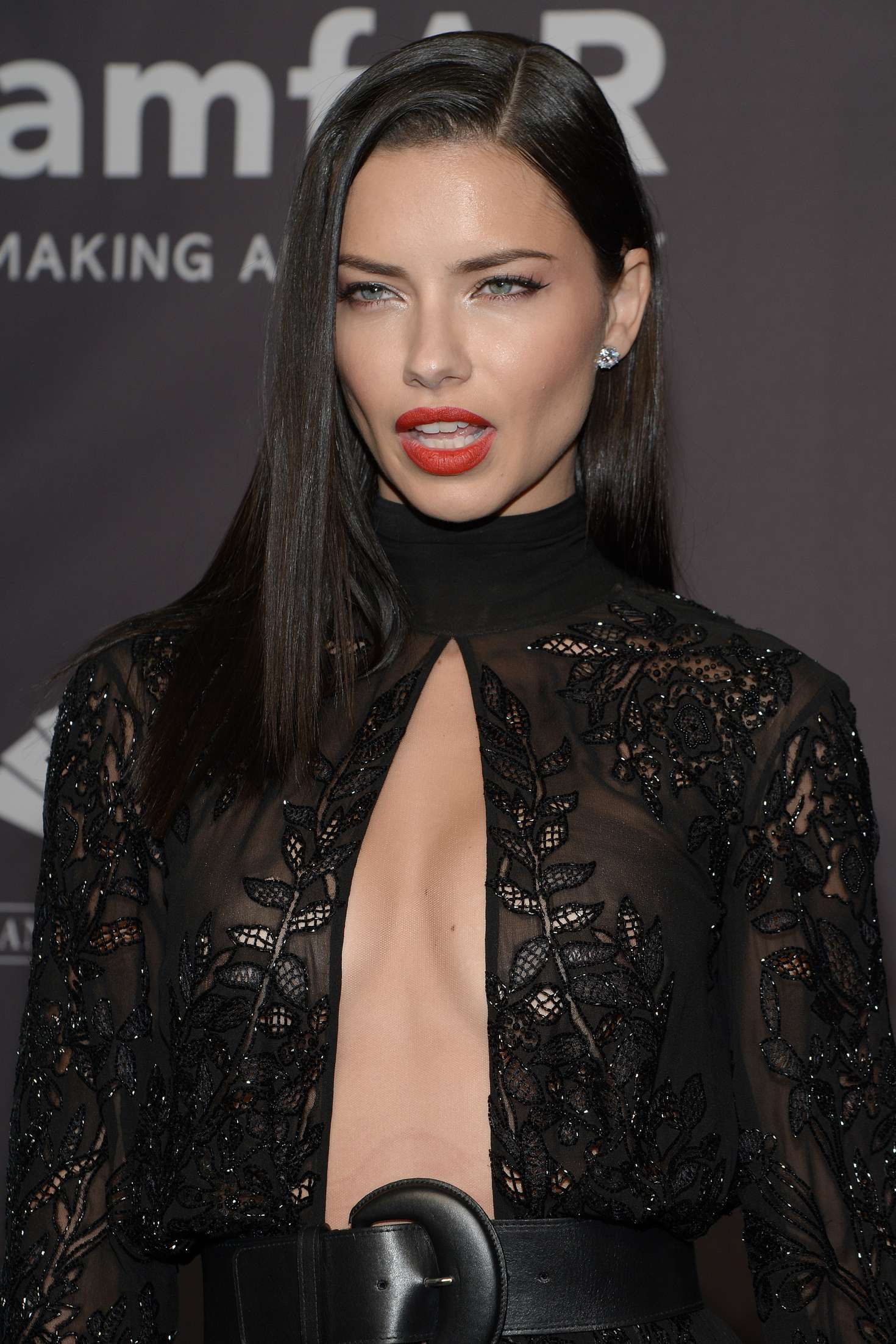 Adriana Lima 2017 AmfAR New York Gala In New York City