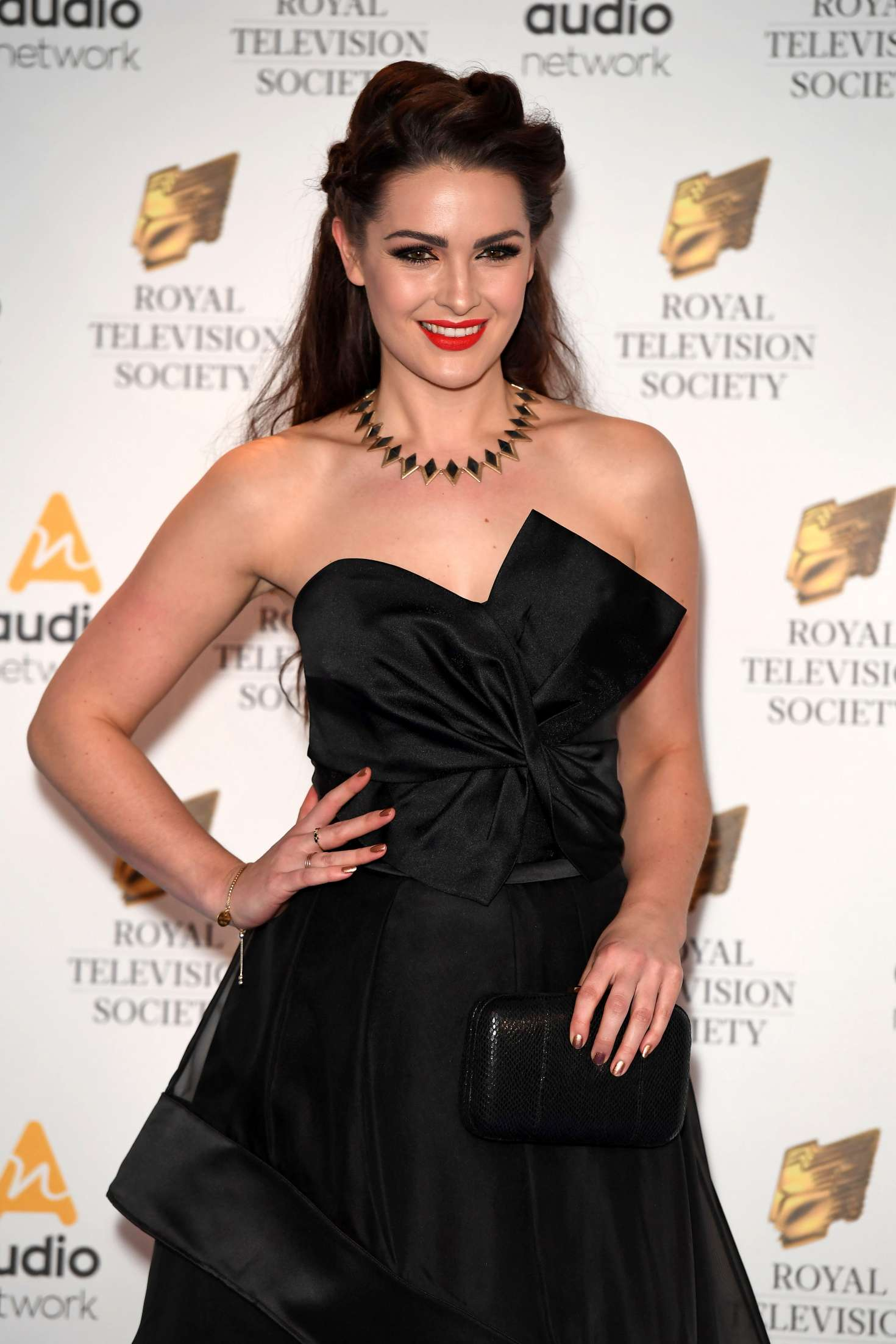 Anna Passey RTS Programme Awards 2017 In London