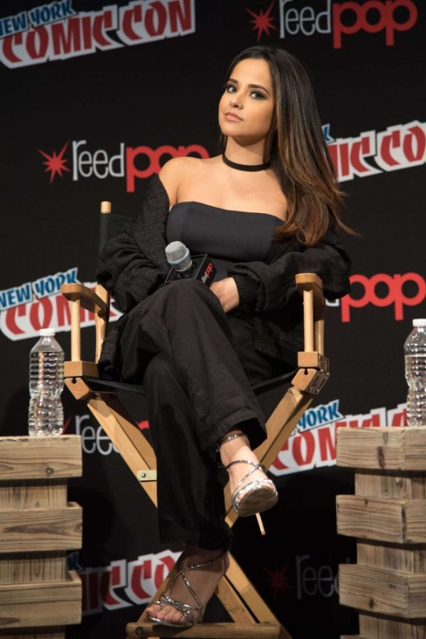 Becky G: Power Rangers Panel at 2016 New York Comic Con ...