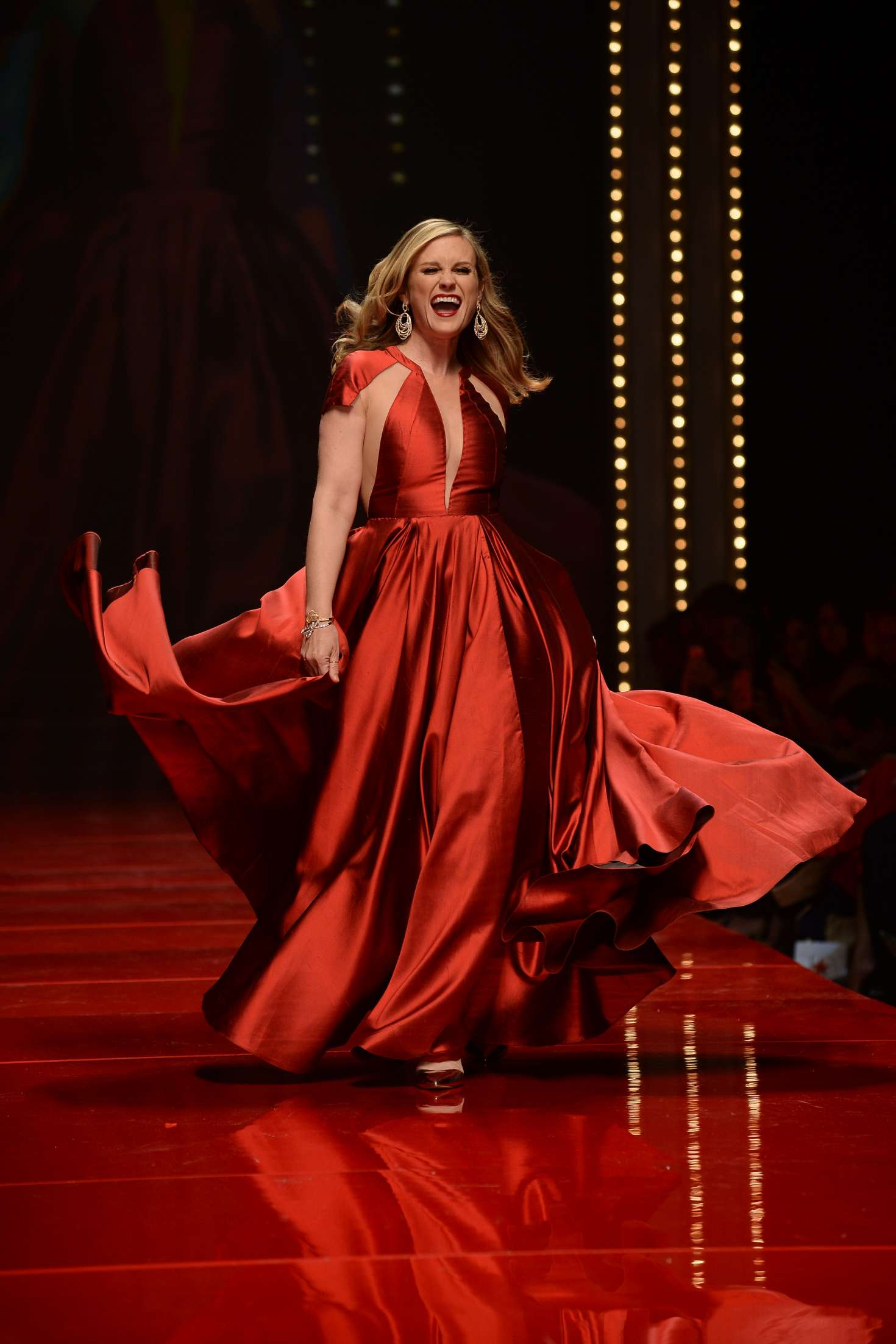 Bonnie Somerville American Heart Associations Go Red For