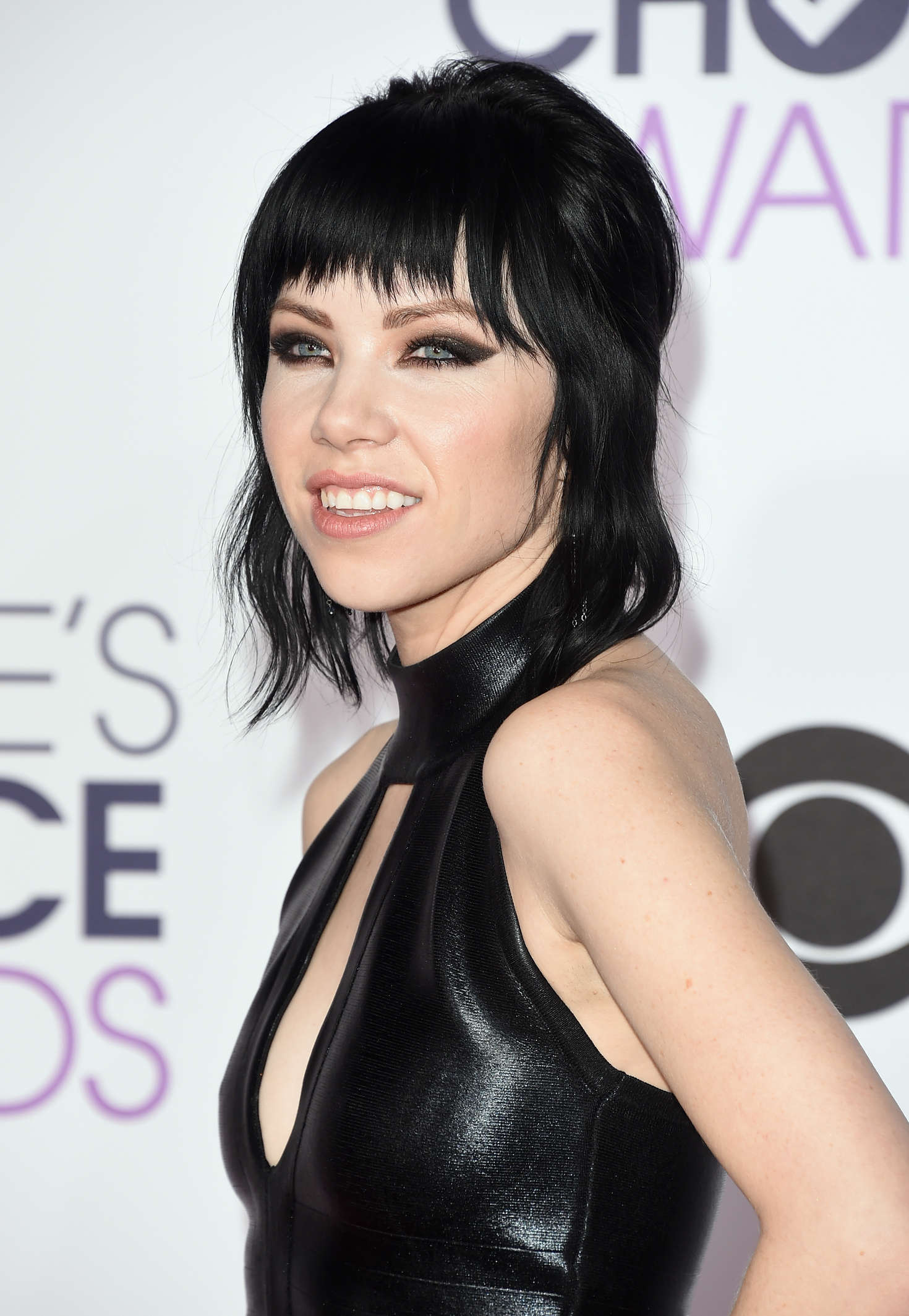Carly Rae Jepsen Peoples Choice Awards 2016 In Los Angeles