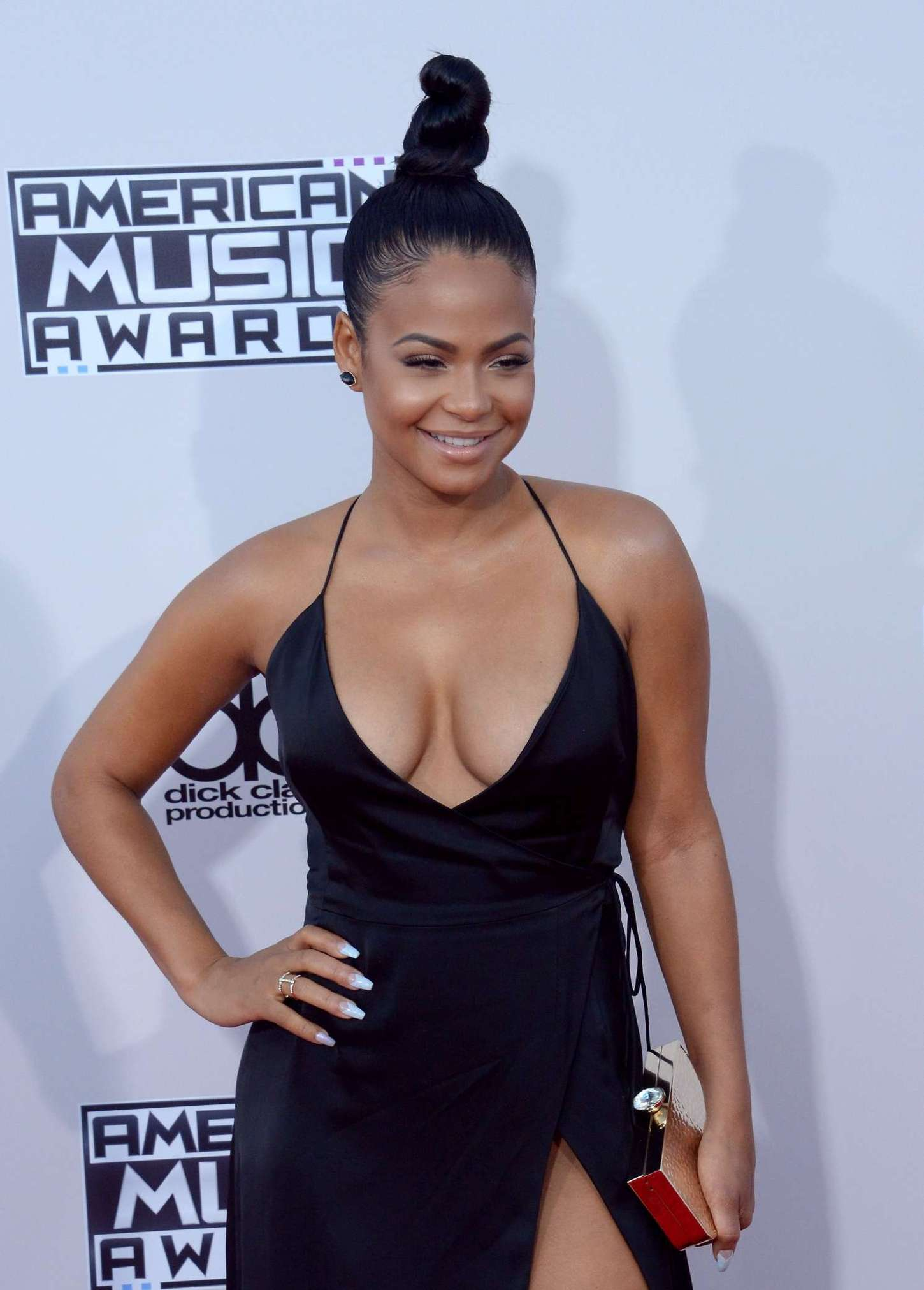 Christina Milian 2015 AMA American Music Awards In Los