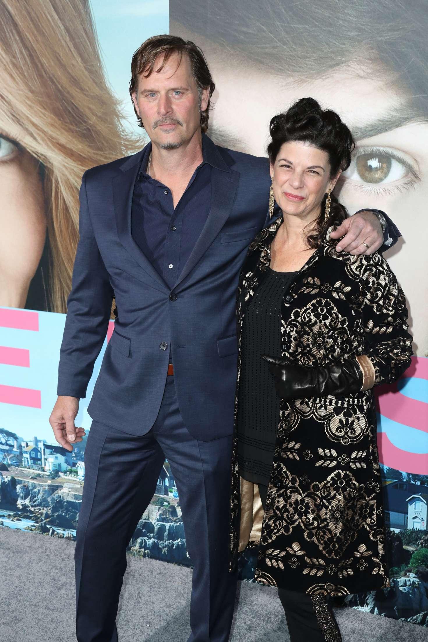 Francia Dimase Big Little Lies Premiere In Los Angeles