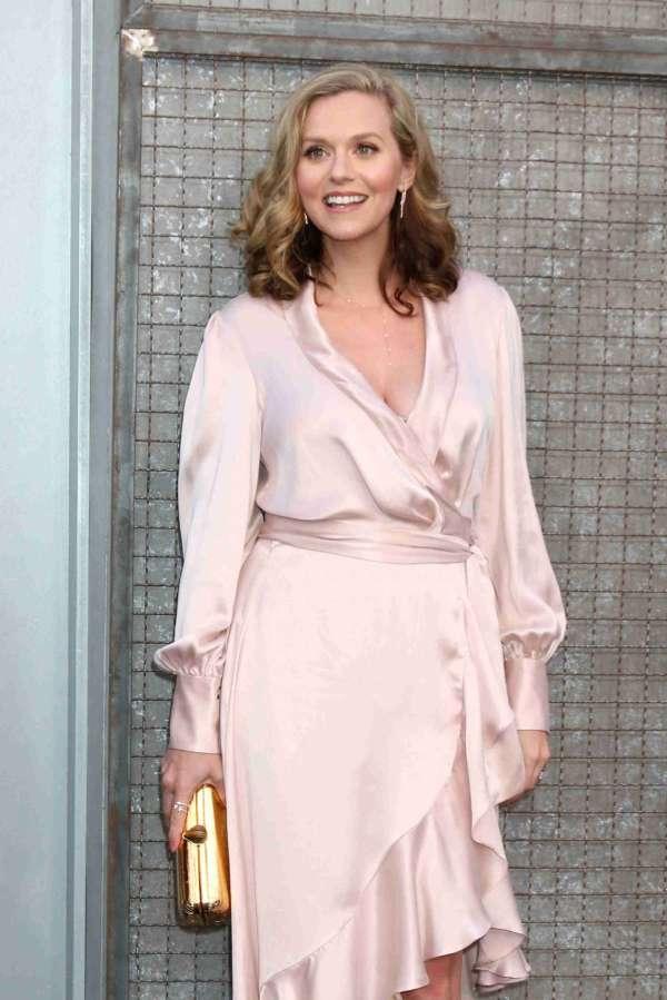 Hilarie Burton – 'Rampage' Premiere in Los Angeles – GotCeleb
