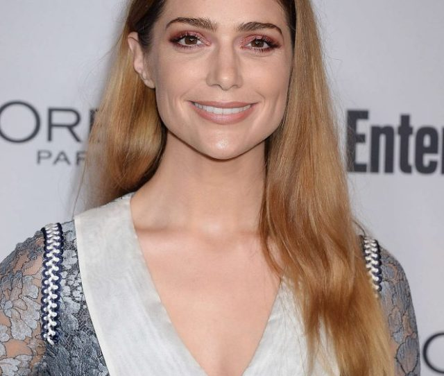 Janet Montgomery  Entertainment Weekly Pre Emmy Party