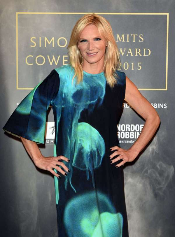 Jo Whiley – Music Industry Trust Awards in London – GotCeleb