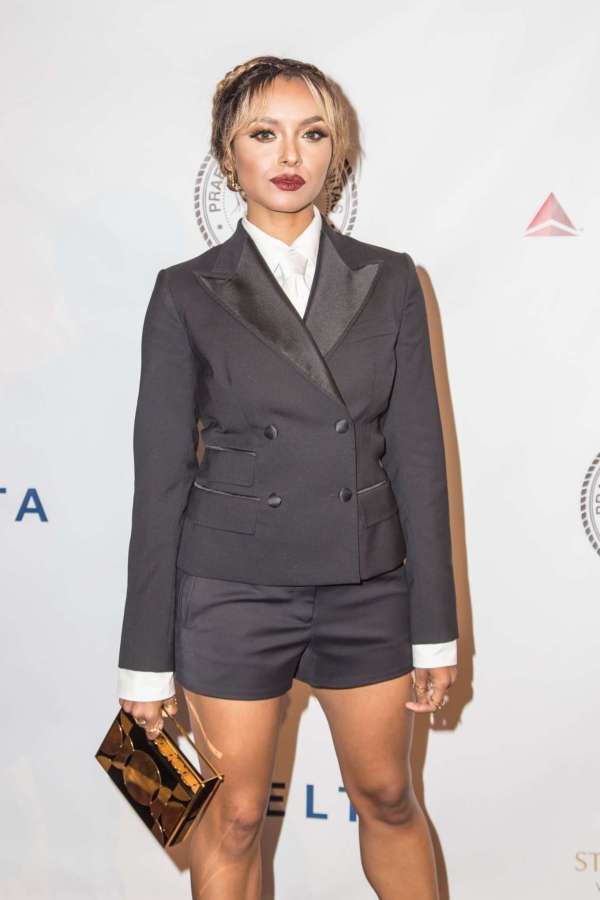 Kat Graham – Friars Club honors Tony Bennett with ...