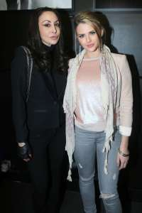 Kelly Vedovelli: Stefanie Renomas Eat My Art Exhibition Launch -04 |  GotCeleb
