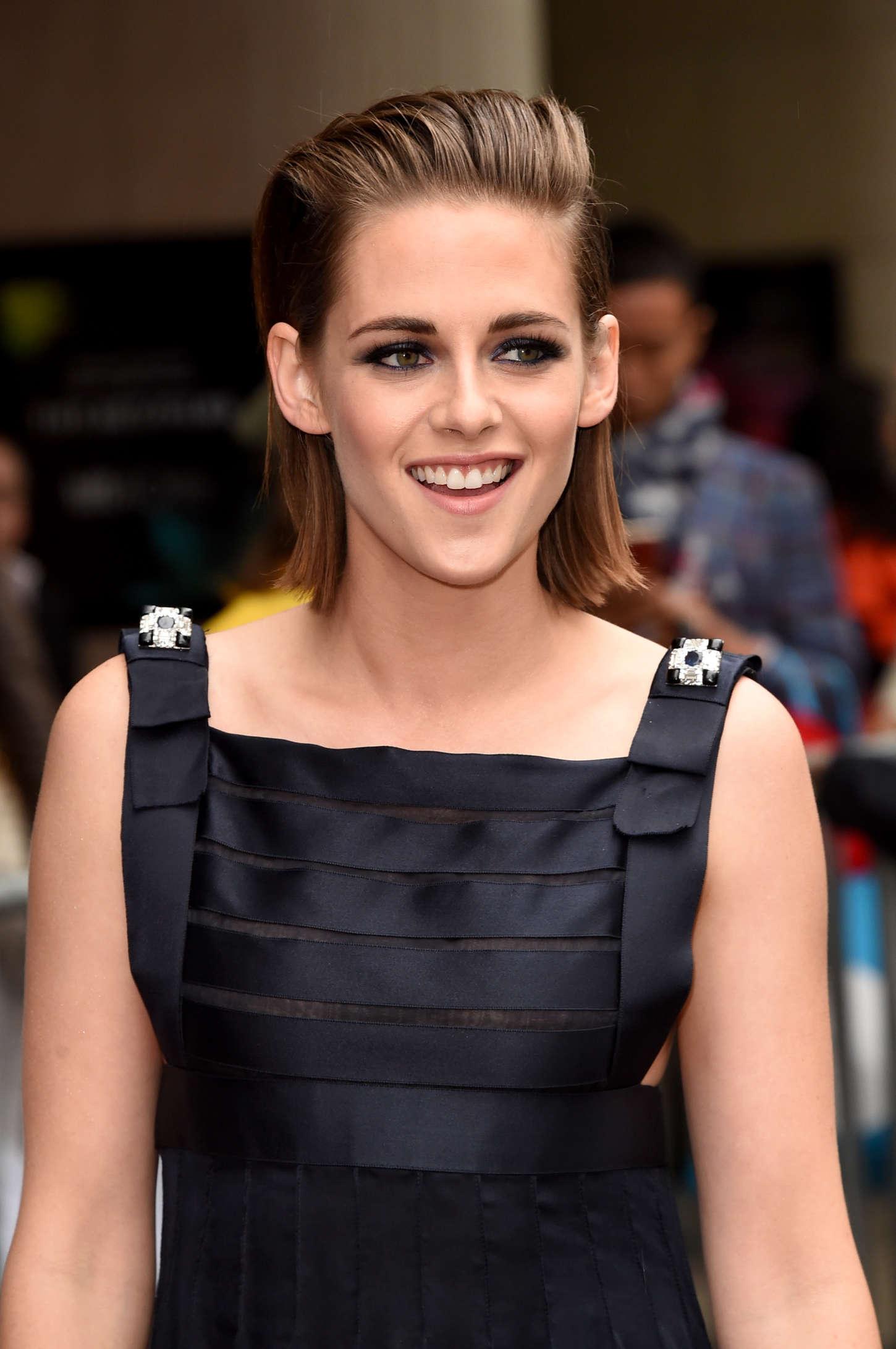 Kristen Stewart Equals Premiere At 2015 TIFF In Toronto