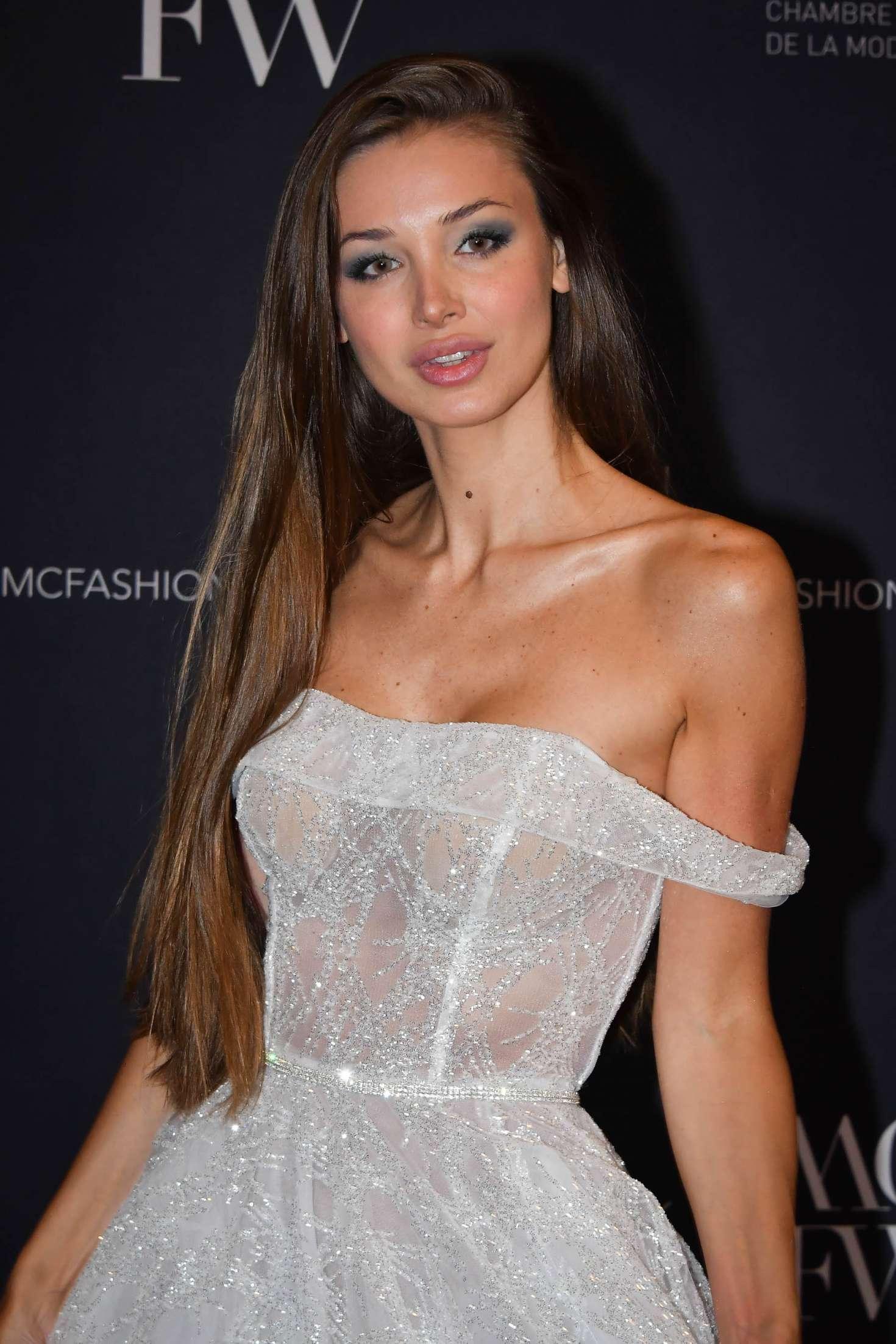 Lara Lieto At Monte Carlo Fashion Week Gala And Awards