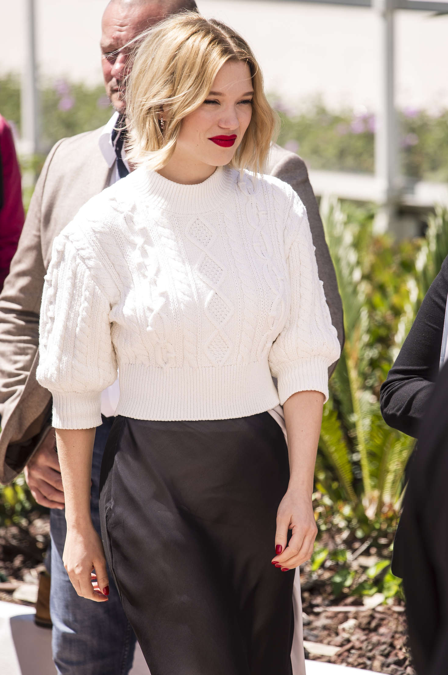 Lea Seydoux Its Only The End Of The World Photocall