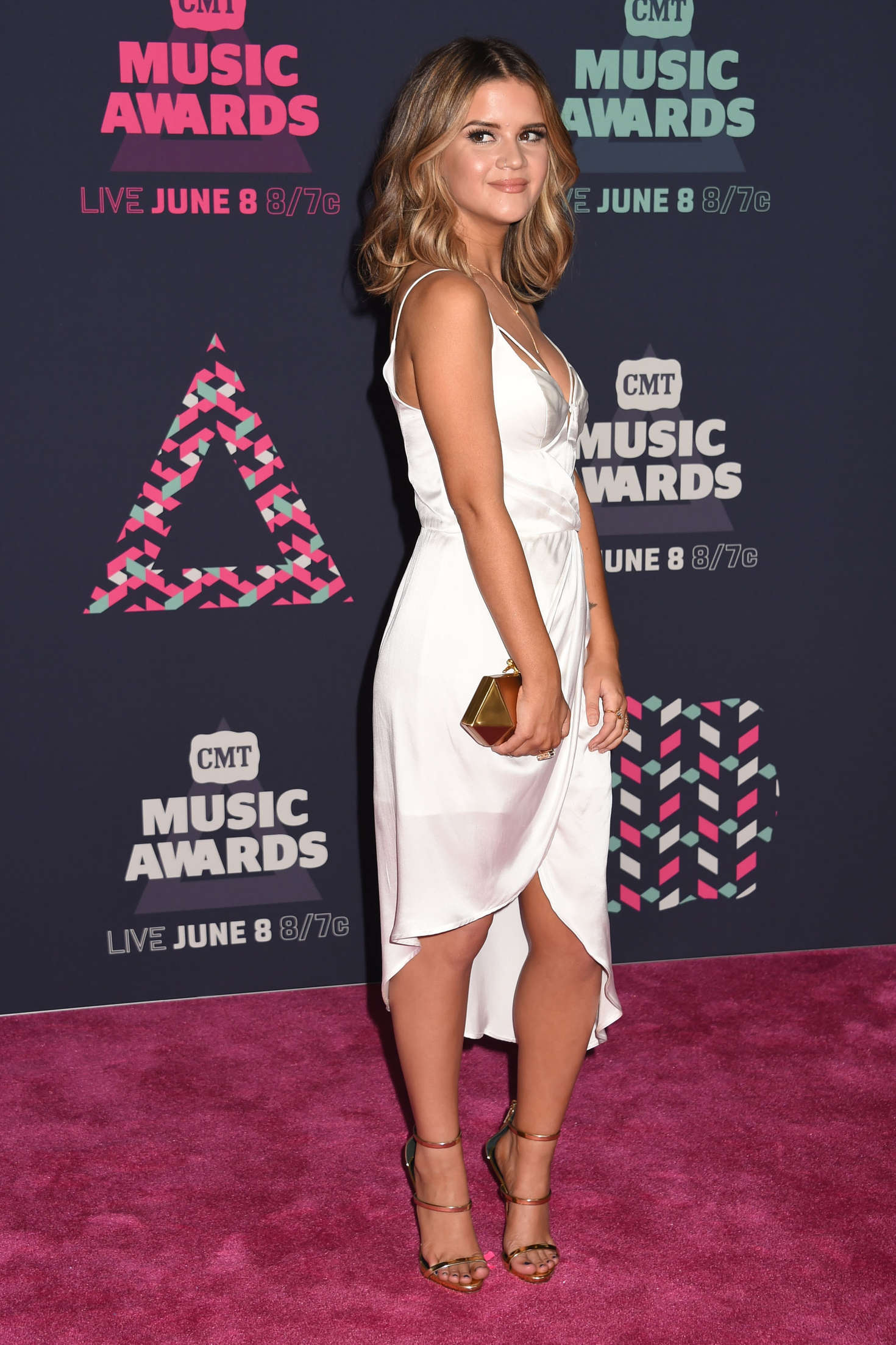 Maren Morris CMT Music Awards 2016 02 GotCeleb