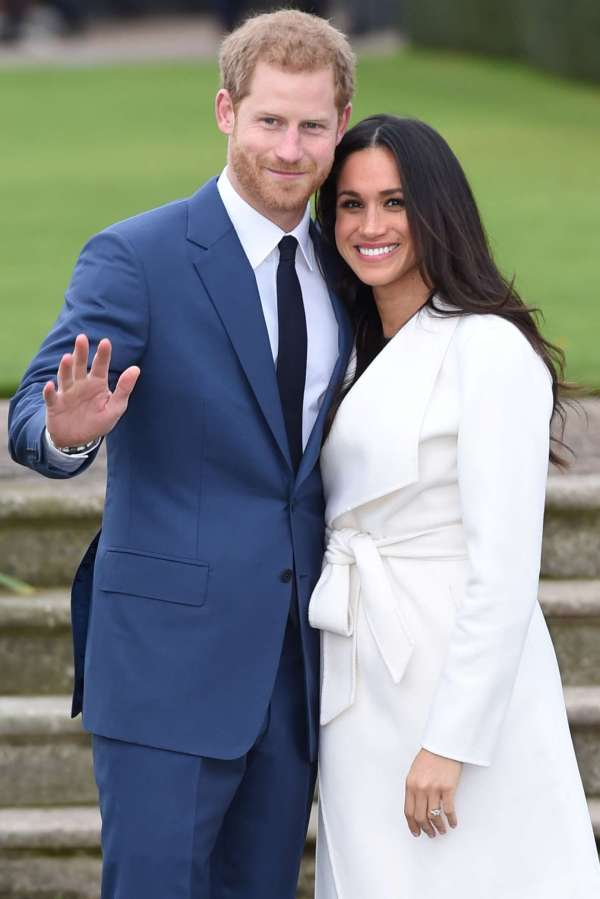 Meghan Markle and Prince Harry – Announce their engagement ...