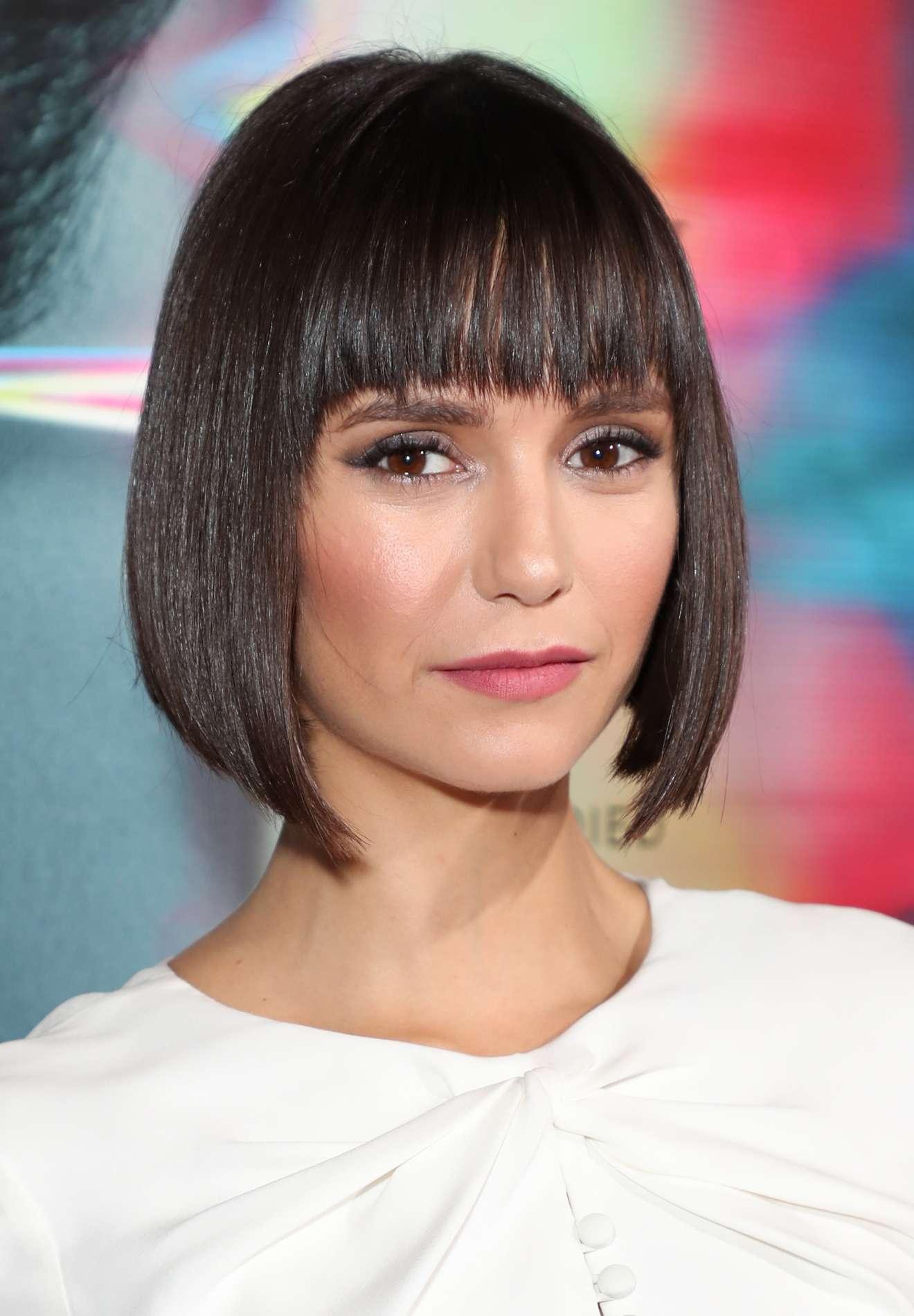 Nina Dobrev Flatliners Screening In Los Angeles GotCeleb