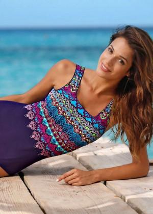 Rayla Jacunda Blancheport Swimwear 2015 Gotceleb