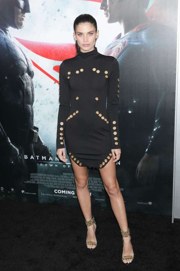Sara Sampaio – 'Batman V Superman: Dawn Of Justice ...