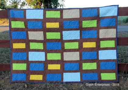 Cruise Quilt 1 complete