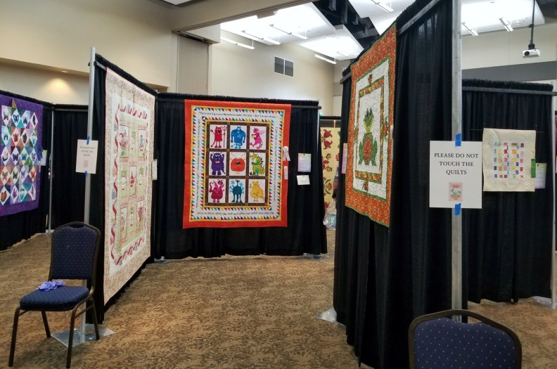 Creative Quilters 2018 9