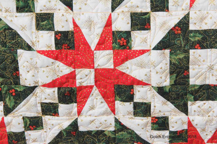 Mystery Quilt 2018