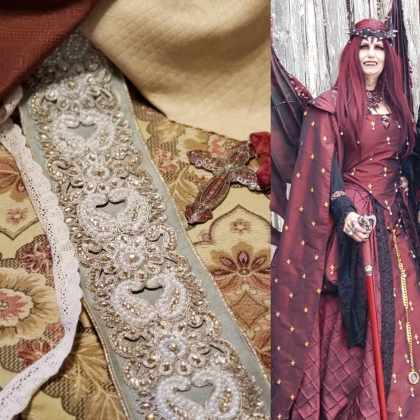 Renaissance Gown Thana Style