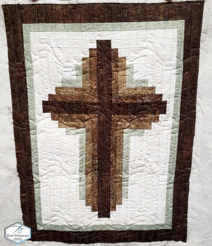 Copper Cross Quilt