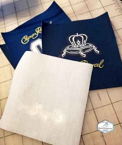 Poly Crown Royal Bags