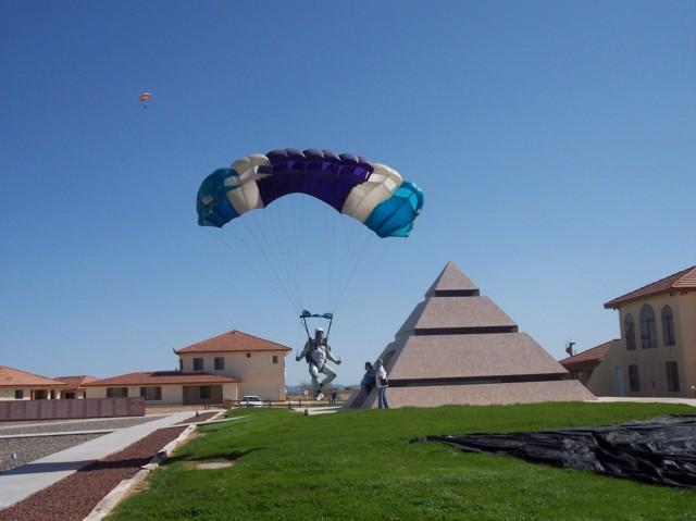 Pat Moorehead Landing