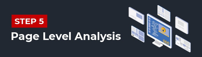 Page Level Analysis
