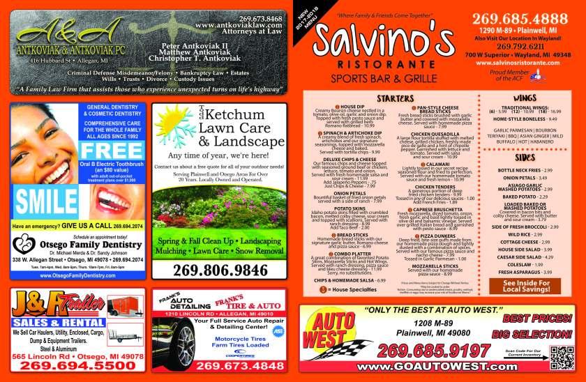 Salvino's