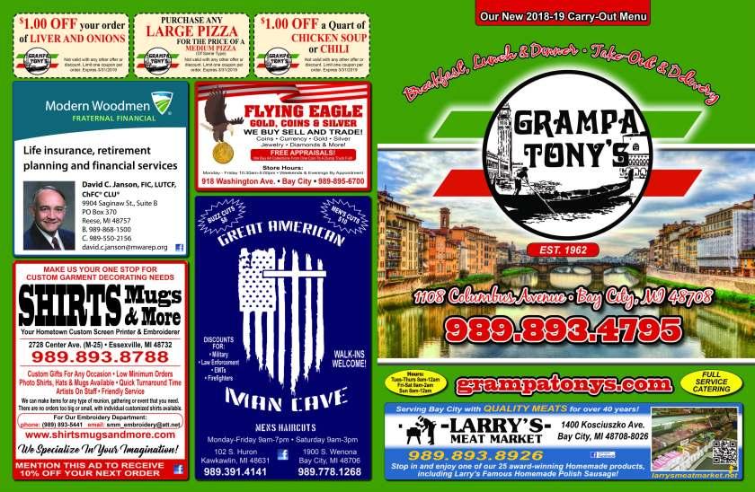 Grampa Tony's