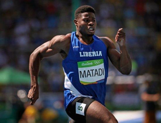 Matadi at Rio Olympics