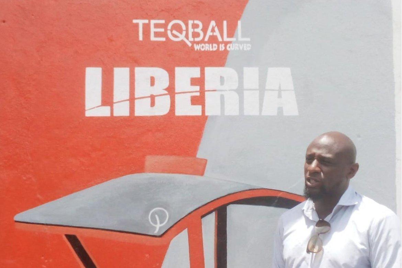 Teqball Mural