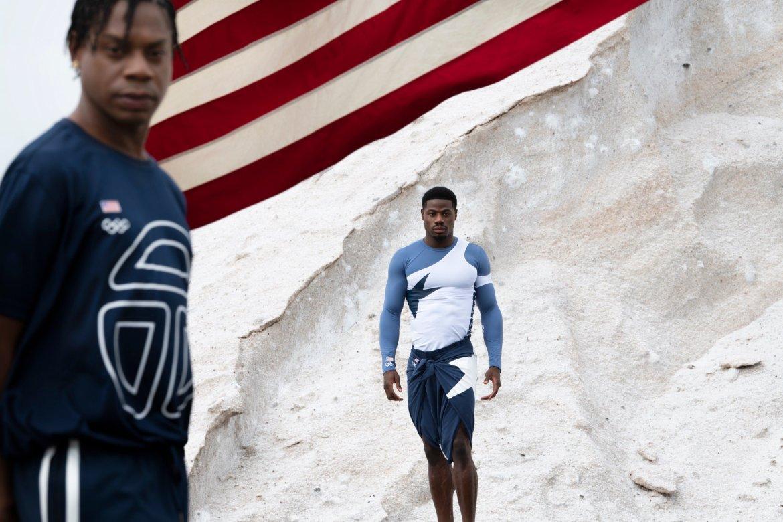 Telfar x Liberia Olympic Team collab