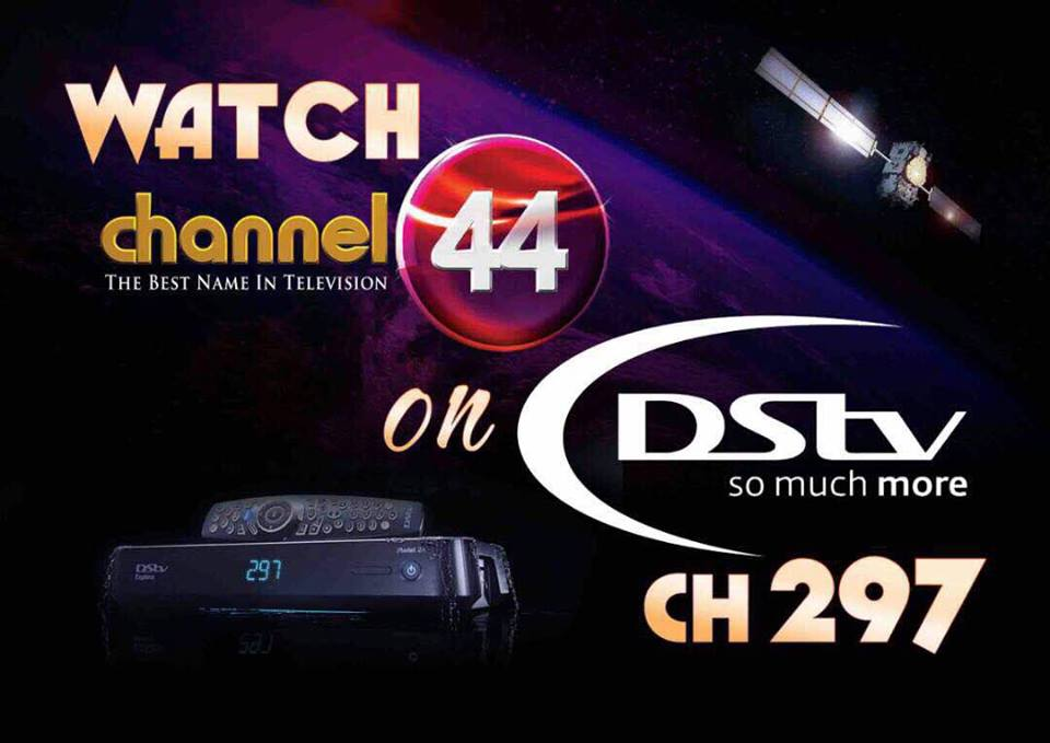 channel44 on dstv