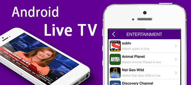 best live-tv-app-for-android