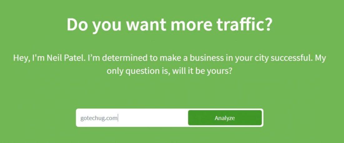 quicksprout.com - free seo tools